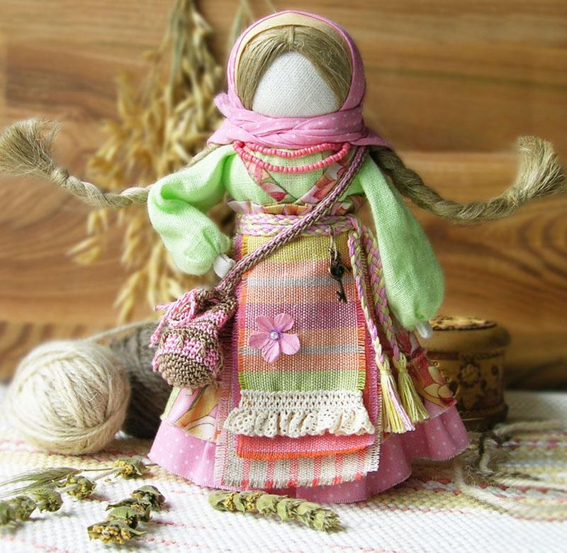Народные куклы обереги мастер класс